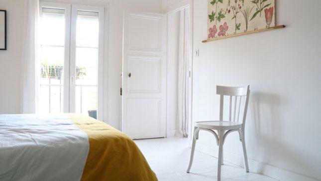 Retro Slaapkamer Accessoires : Witte vintage slaapkamer van Anne ...