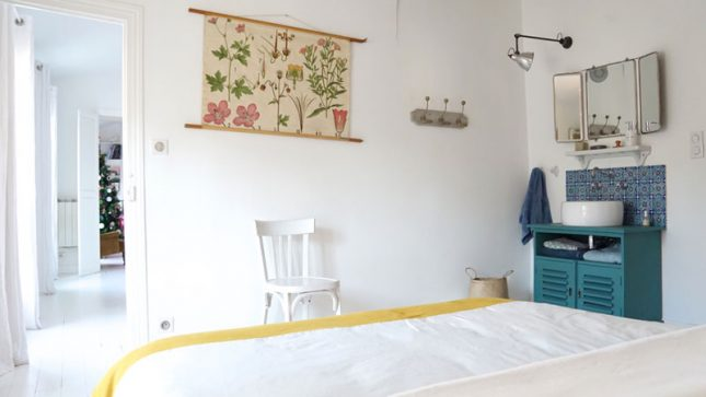 Retro Slaapkamer Meubels : Witte vintage slaapkamer van anne interieur inrichting