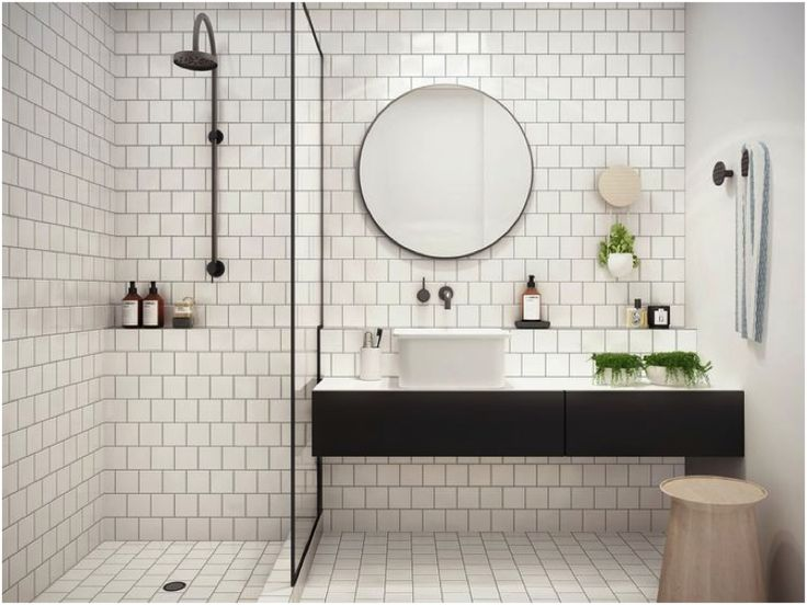 Retro Wandtegels Badkamer : Retro badkamer. fabulous retro badkamer roundcorner met graniet top