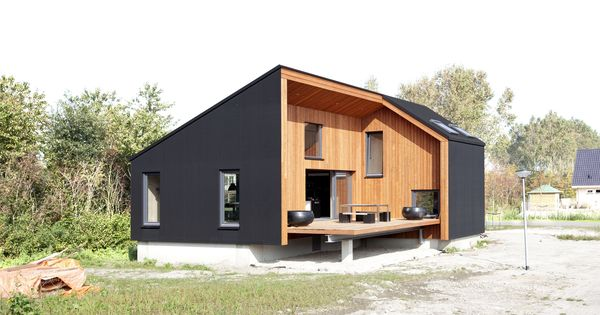 Wonen in een houten chalet interieur inrichting