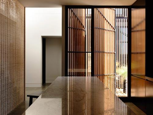 Woning ontwerp door Wolveridge interieur architecten