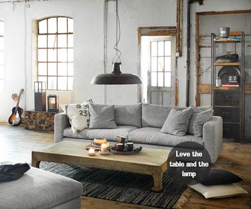 Fonkelnieuw Woonideeën woonkamer – Interieur inrichting RI-95