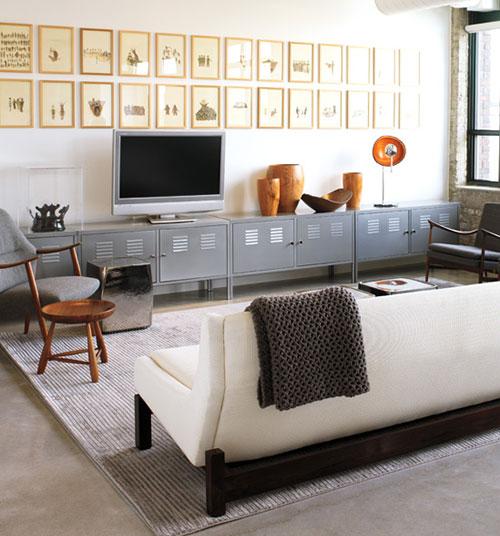 Nieuw Woonideeën woonkamer – Interieur inrichting EJ-41