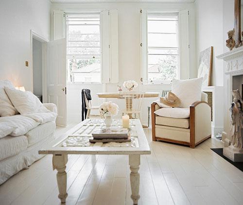 Hedendaags Woonideeën woonkamer – Interieur inrichting HI-35