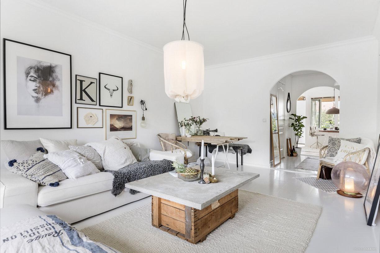 woonkamer ideeën diy diy salontafel beton houten kist
