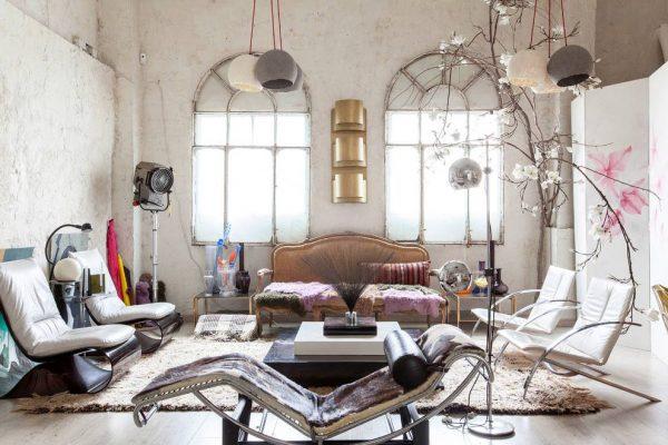 woonkamer ideeën eclectisch