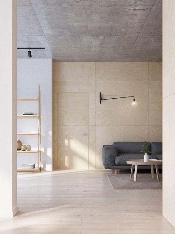 woonkamer ideeën multiplex muren