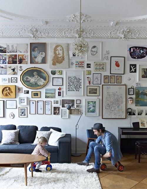 muur decoratie ideeen – artsmedia, Deco ideeën