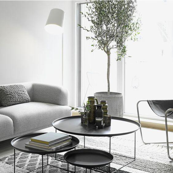 woonkamer ideeën salontafel decoratie
