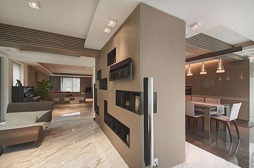 Woonkamer idee n uit shanghai interieur inrichting for Interieur inrichting ideeen