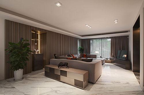 Woonkamer ideeën uit Shanghai | Interieur inrichting