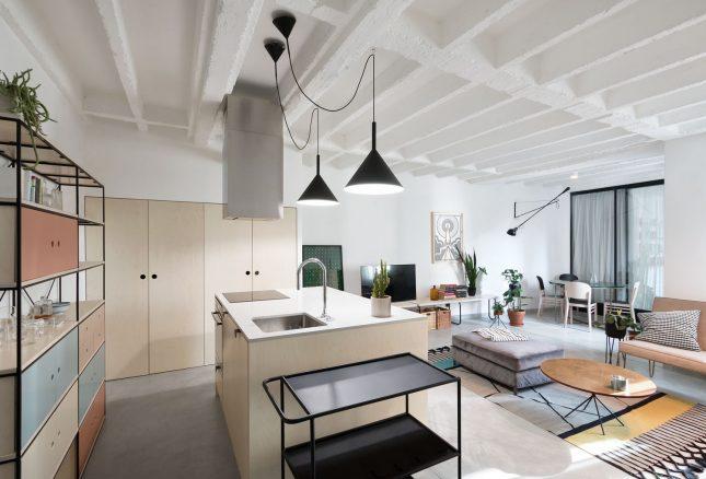 Woonkamer ontwerp van Studio AUTORI | Interieur inrichting