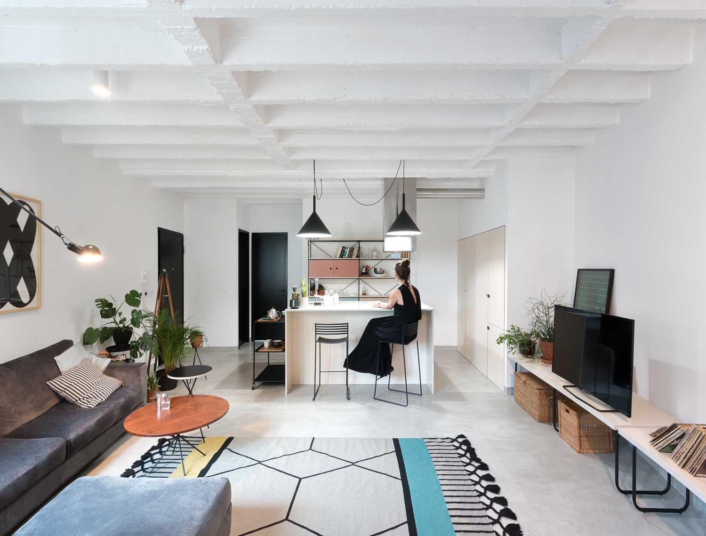 Studio Inrichten Voorbeelden: Grote slaapkamer inrichten nl ...