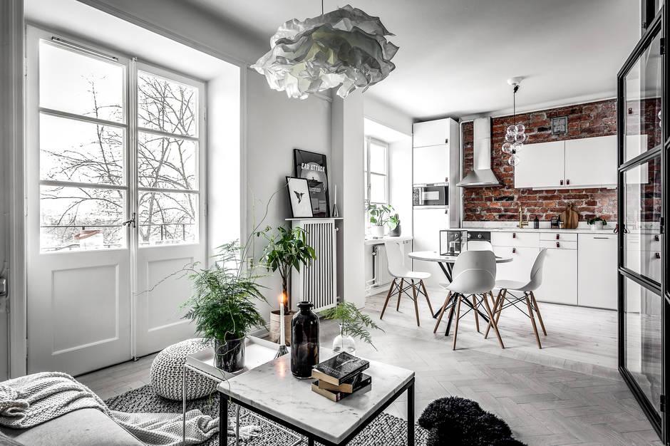 inspiratie woonkamer appartement ~ lactate for ., Deco ideeën