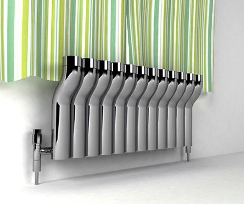 Woonkamer radiator