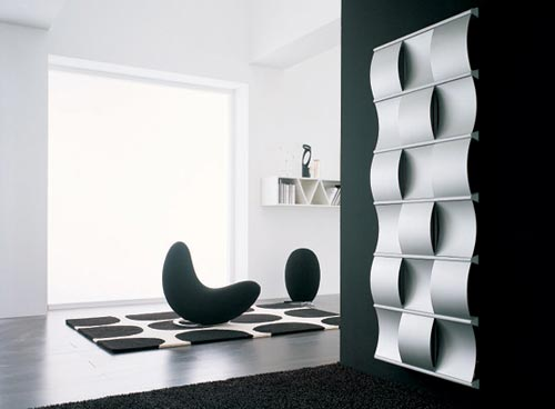 Woonkamer radiator | Interieur inrichting