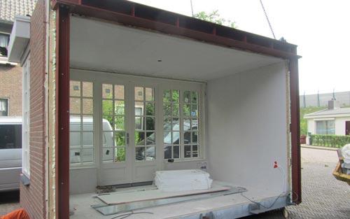 Woonkamer uitbouwen | Interieur inrichting