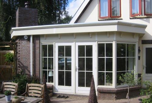 Voorbeelden Uitbouw Keuken : Woonkamer uitbouwen Interieur inrichting