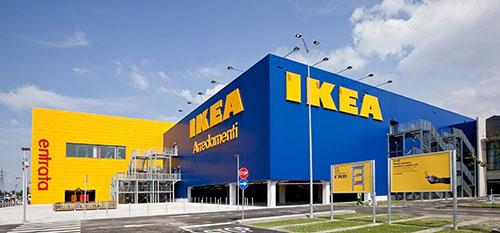 Woonwinkel IKEA