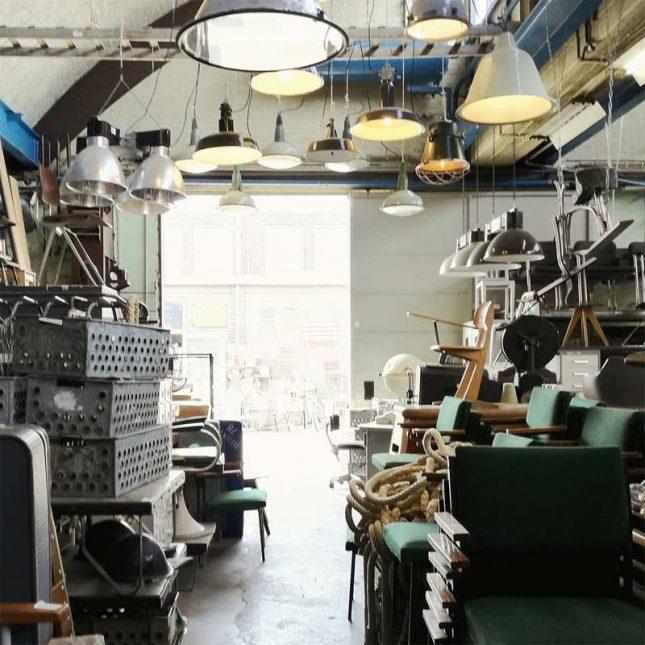 Woonwinkels Amsterdam Neef Louis