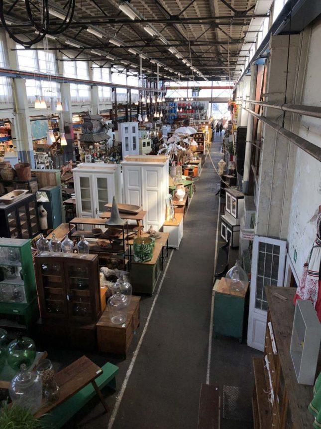 Woonwinkels Amsterdam van Dijk en Ko