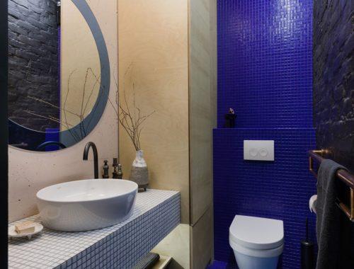 Zen toilet ontwerp