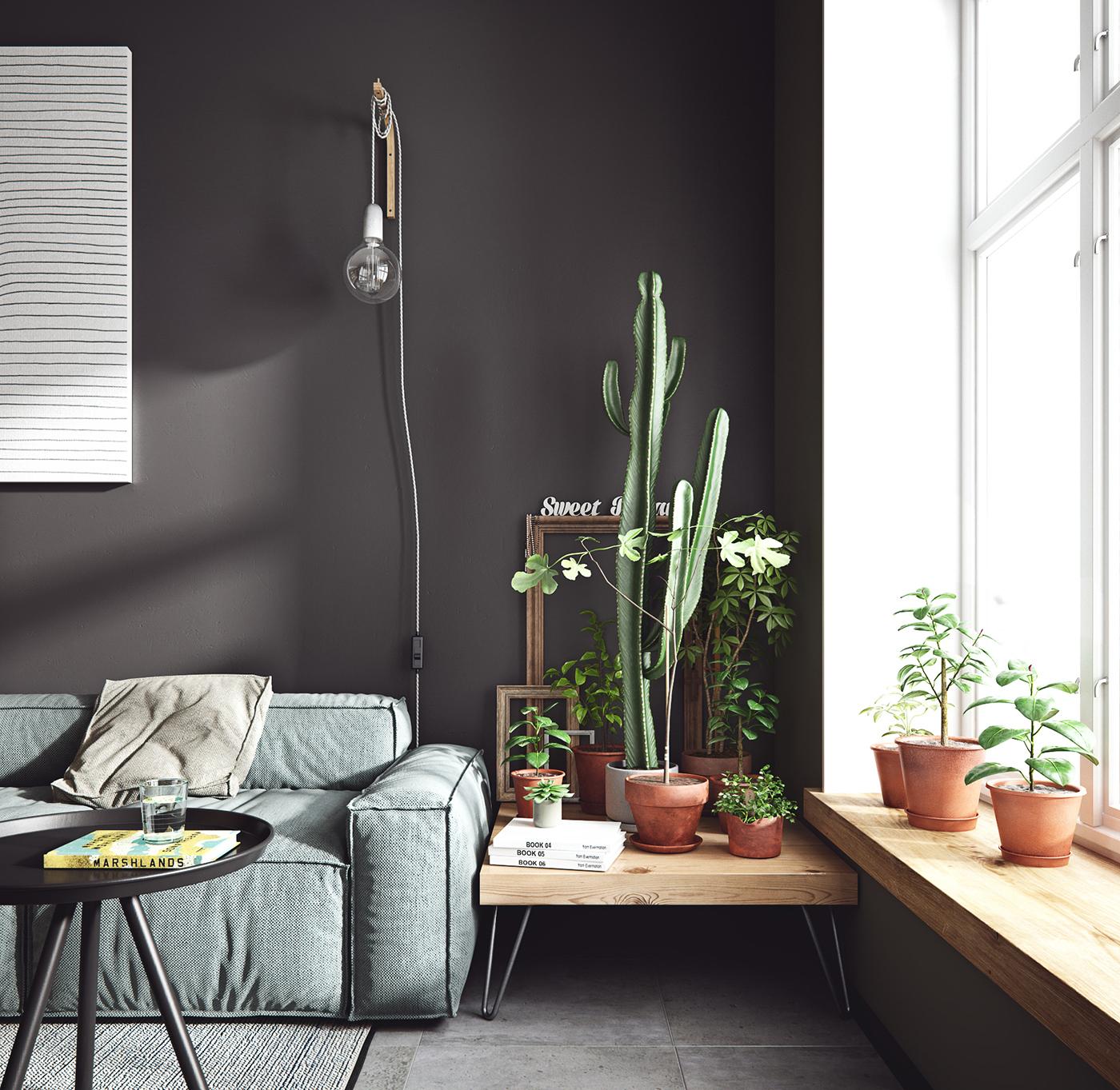 zithoek-woonkamer-cactus