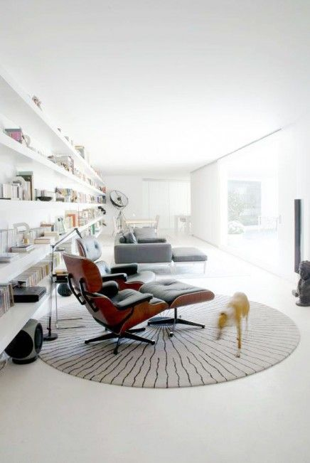 zithoekje eames lounge chair